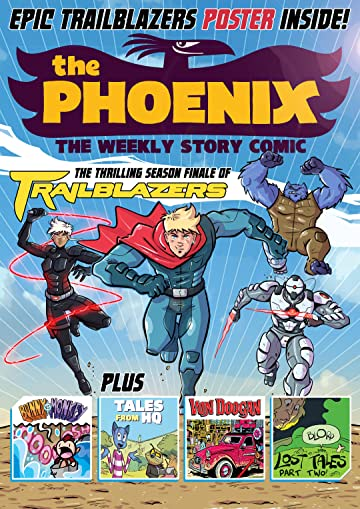 The Phoenix #266: The Weekly Story Comic