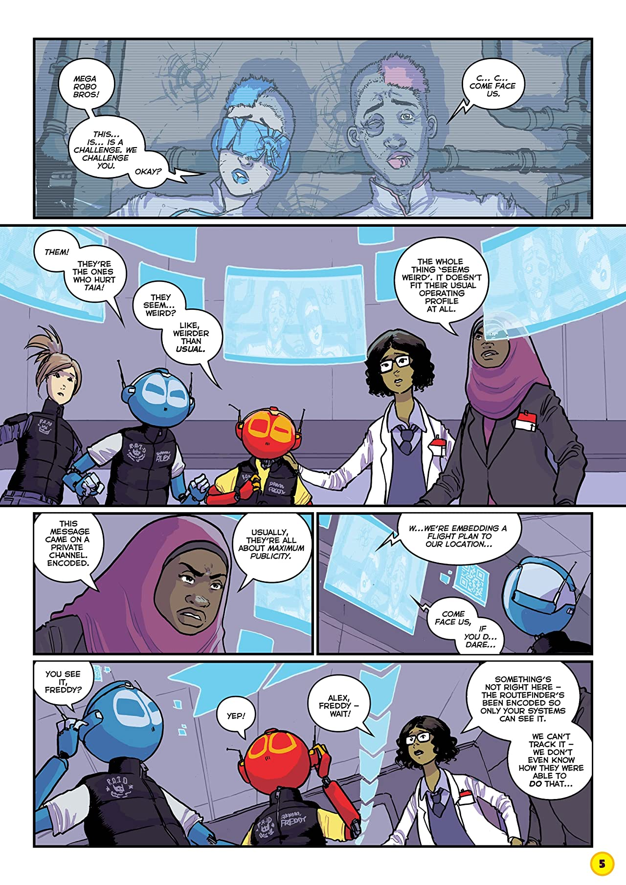 The Phoenix #269: The Weekly Story Comic