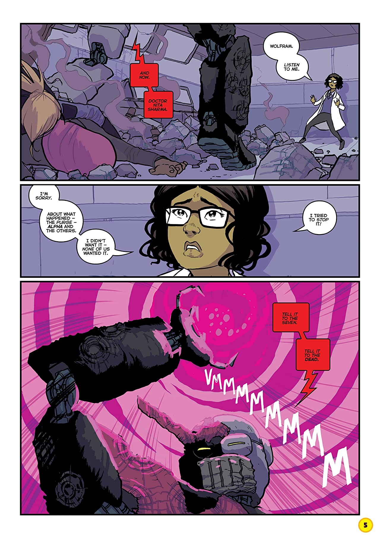 The Phoenix #274: The Weekly Story Comic