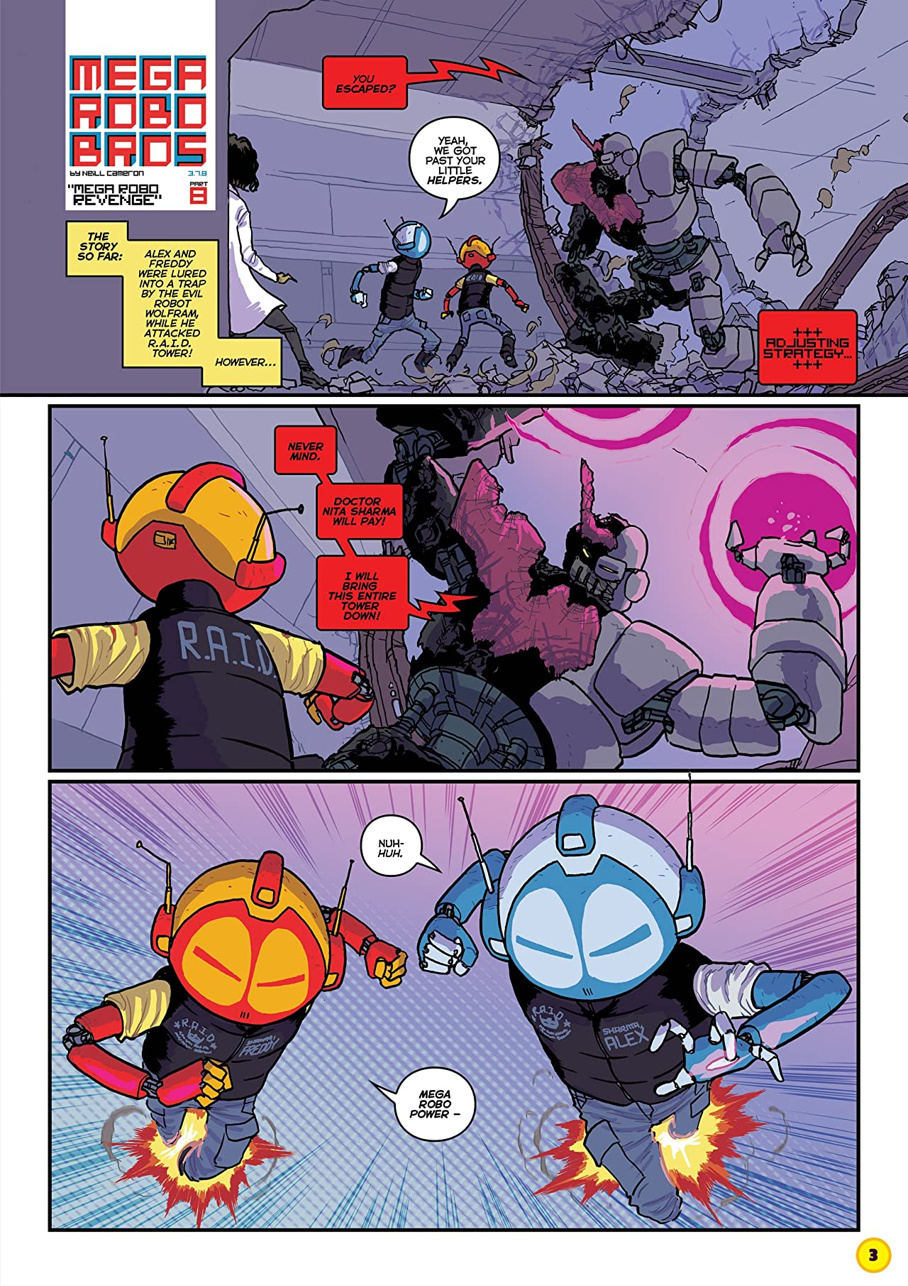 The Phoenix #275: The Weekly Story Comic