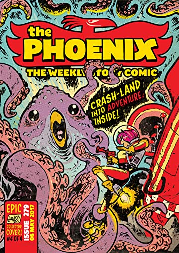The Phoenix #279: The Weekly Story Comic