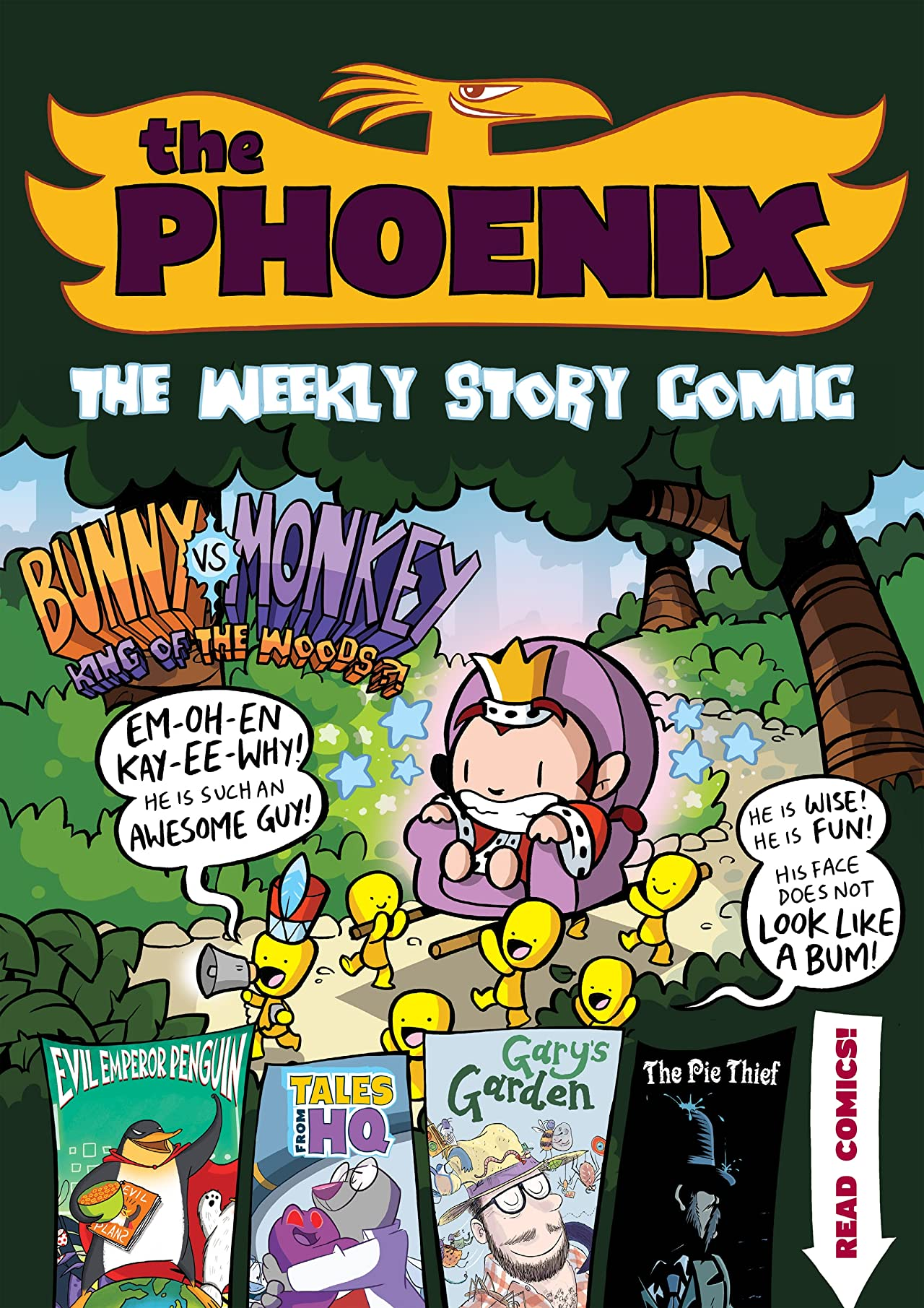 The Phoenix #281: The Weekly Story Comic