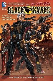 Blackhawks (2011-2012) Vol. 1: The Great Leap Forward