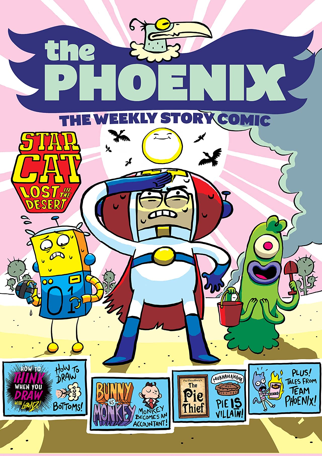The Phoenix #282: The Weekly Story Comic