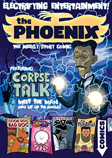 The Phoenix #286: The Weekly Story Comic