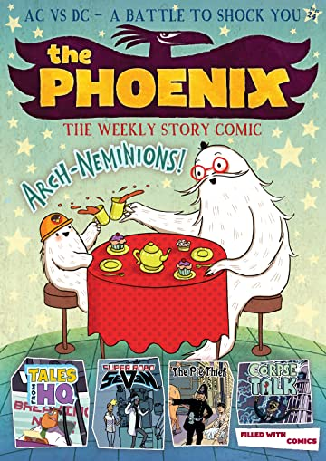 The Phoenix #287: The Weekly Story Comic
