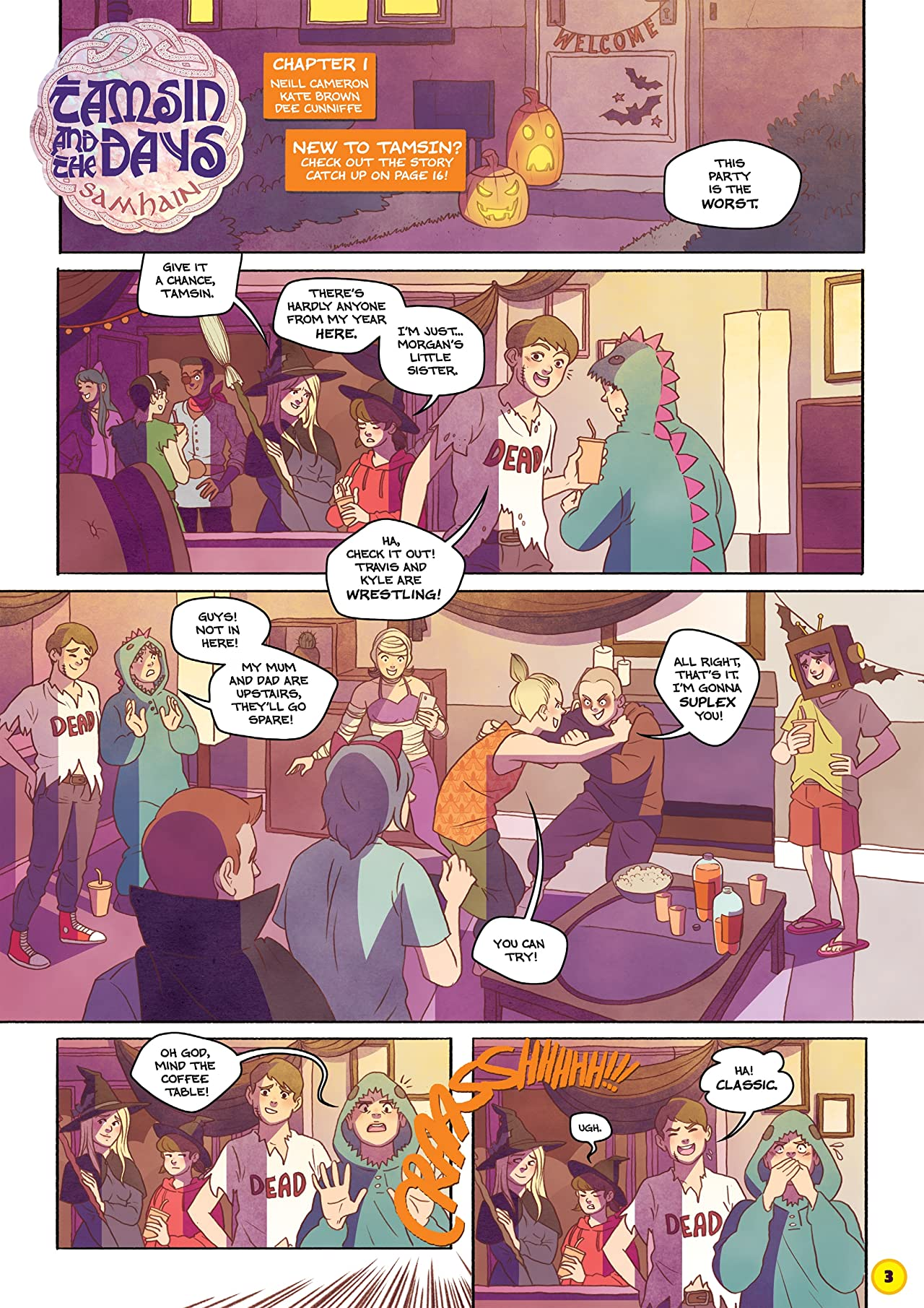The Phoenix #293: The Weekly Story Comic