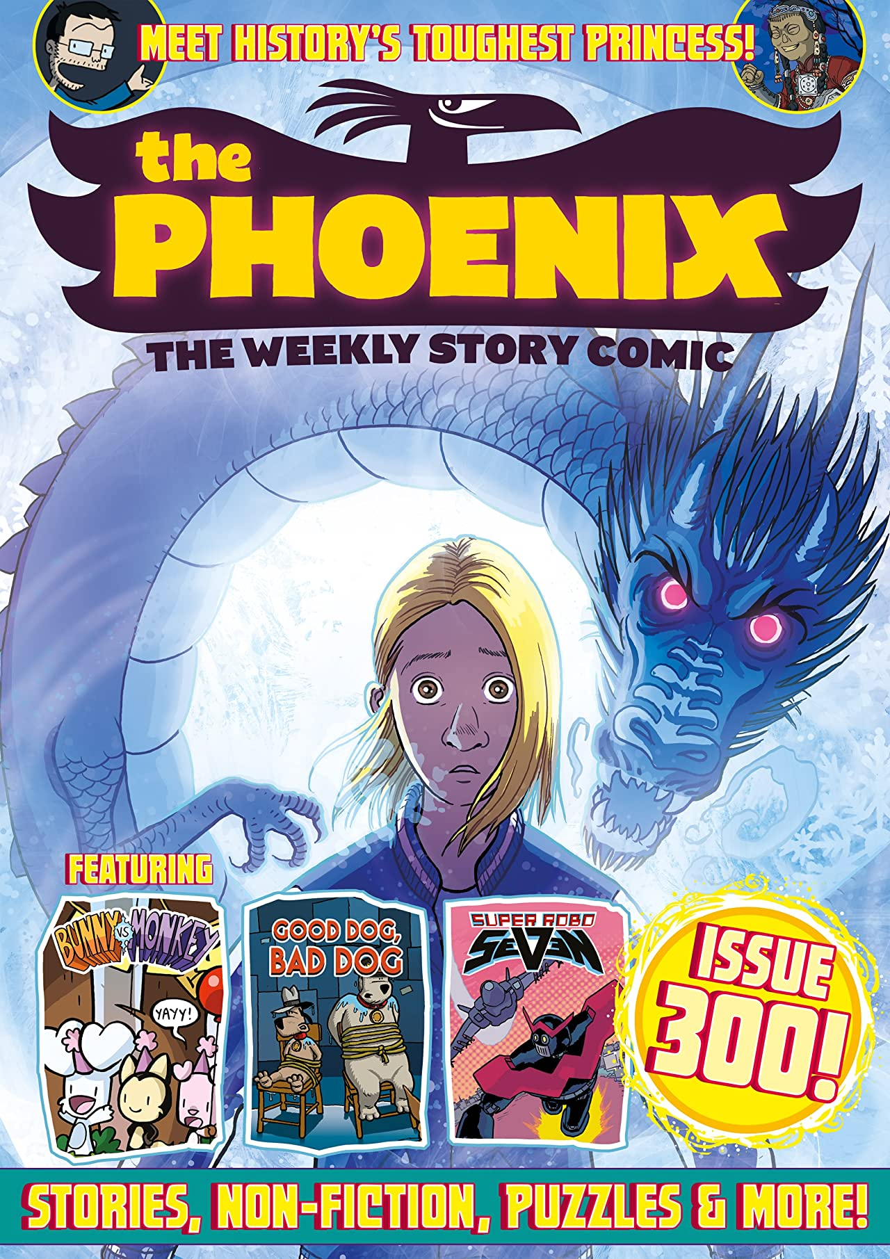 The Phoenix #300: The Weekly Story Comic