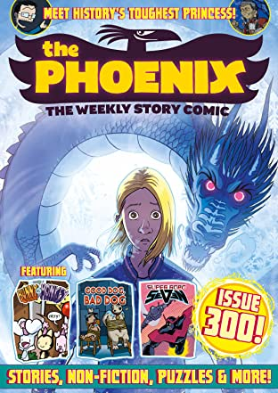 The Phoenix No.300: The Weekly Story Comic