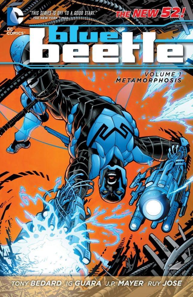 Blue Beetle (2011-2013) Vol. 1: Metamorphosis