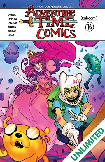 Adventure Time Comics #16