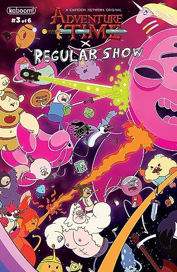 Adventure Time/Regular Show #3