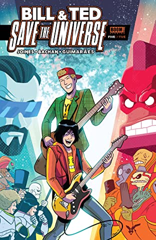 Bill & Ted Save the Universe No.5