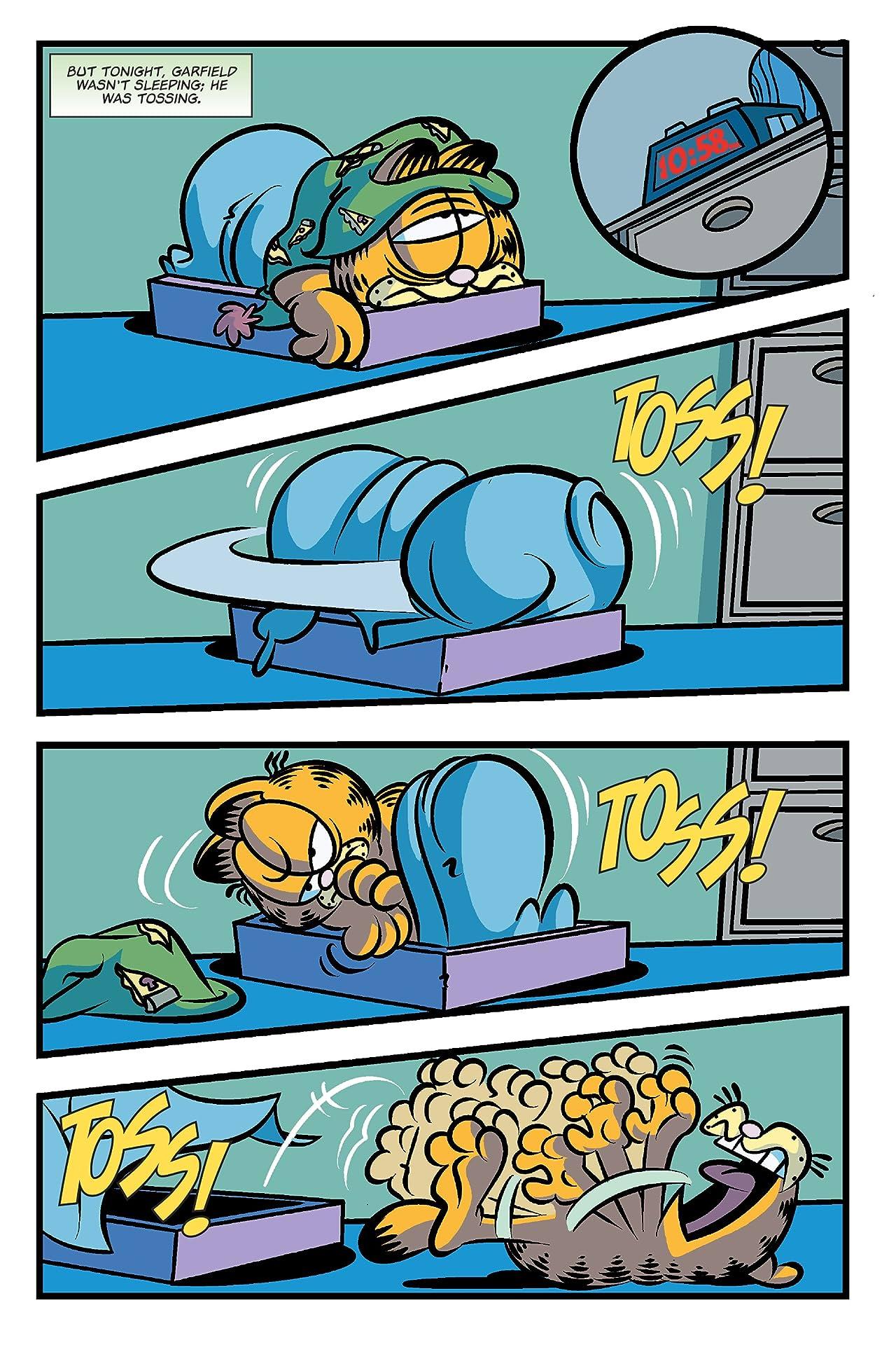 Garfield: The Thing in the Fridge