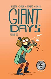 Giant Days Vol. 6