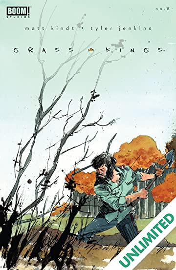 Grass Kings #8