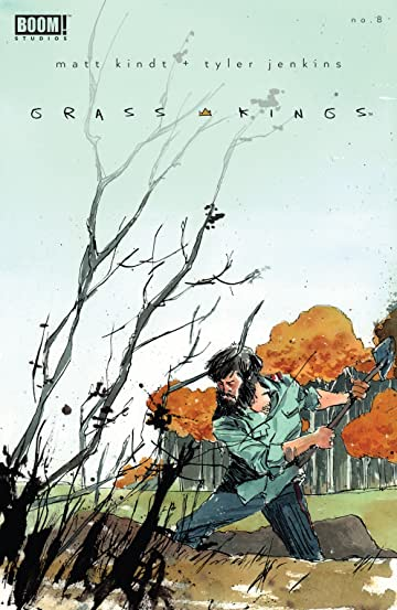 Grass Kings No.8