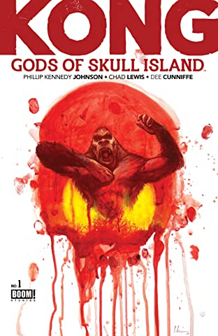Kong: Gods of Skull Island No.1