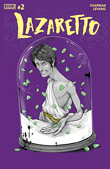 Lazaretto #2 (of 5)