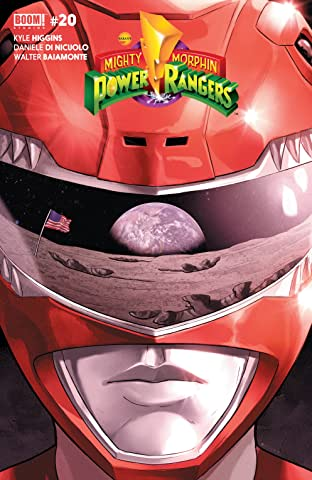 Mighty Morphin Power Rangers #20