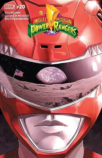 Mighty Morphin Power Rangers #20
