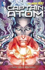 Captain Atom (2011-2012) Vol. 1: Evolution