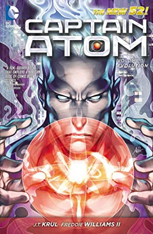 Captain Atom (2011-2012) Tome 1: Evolution