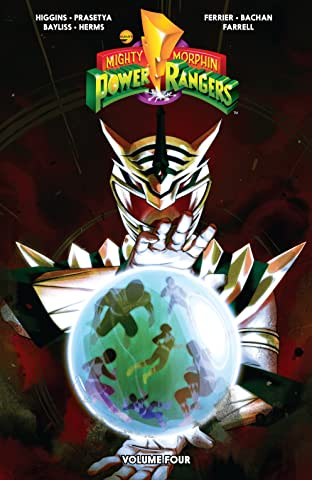 Mighty Morphin Power Rangers Tome 4