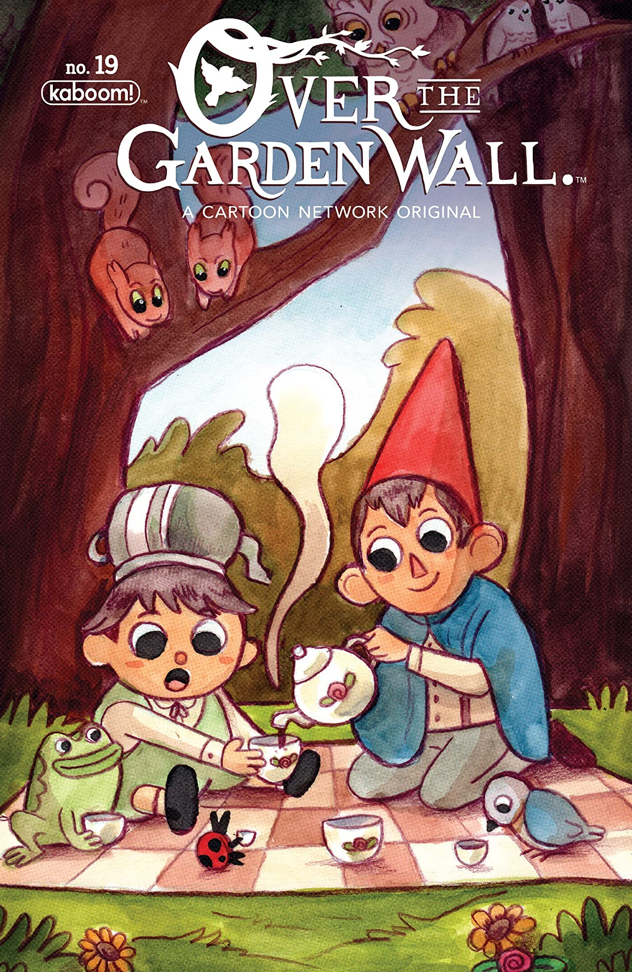 Over The Garden Wall (2016-) #19