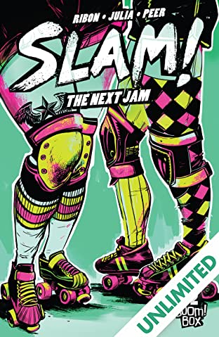 SLAM!: The Next Jam #2