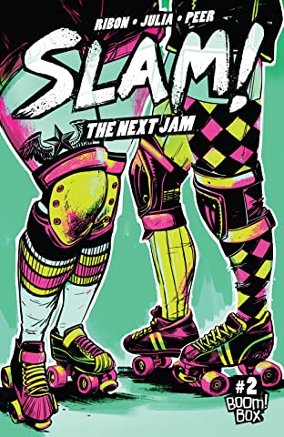 SLAM!: The Next Jam No.2