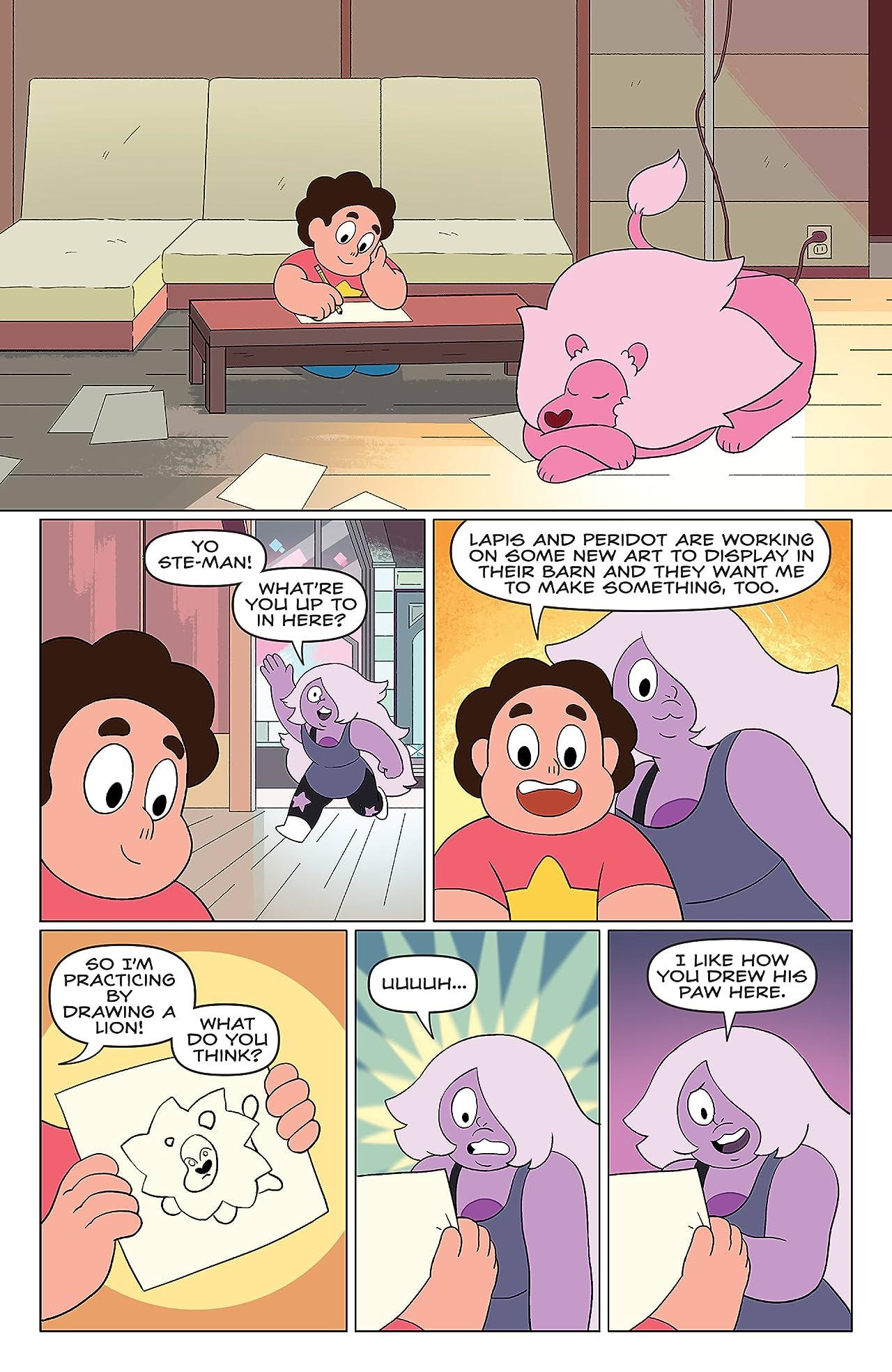Steven Universe (2017-) #9