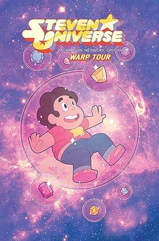 Steven Universe (2017-) Vol. 1: Warp Tour