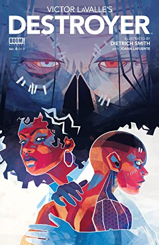 Victor LaValle's Destroyer #6
