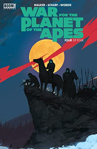 War for the Planet of the Apes No.4