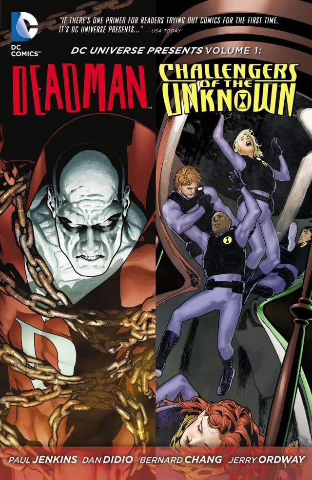 DC Universe Presents (2011-2013) Vol. 1: featuring Deadman & Challengers of the Unknown