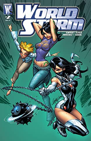 Worldstorm (2006-2007) #2