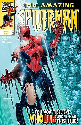 Amazing Spider-Man (1999-2013) #8