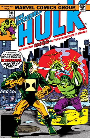 Incredible Hulk (1962-1999) #204
