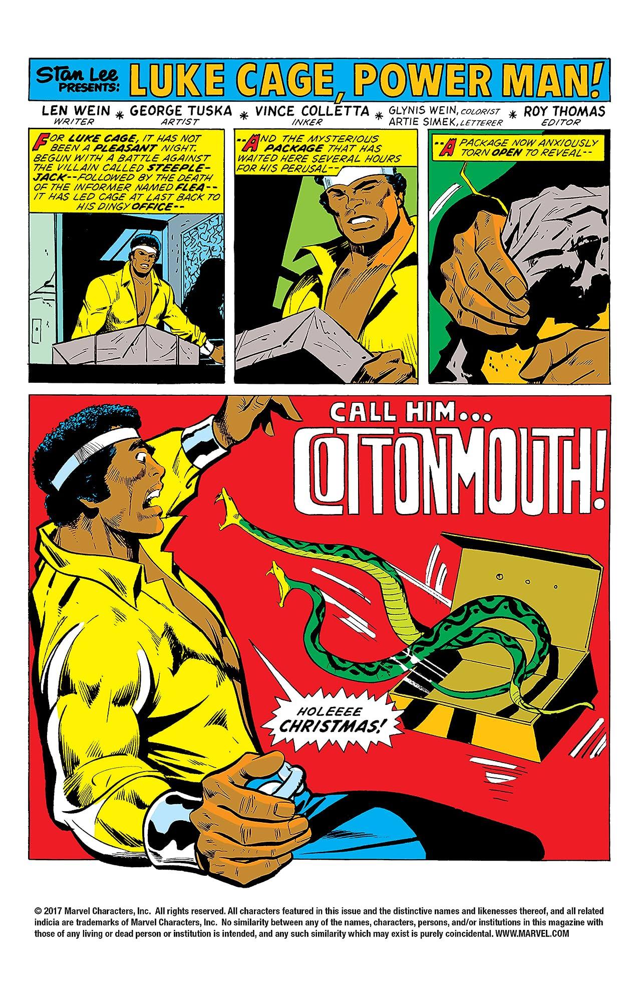 Power Man (1974-1978) #19