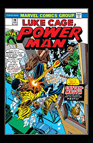 Power Man (1974-1978) #20