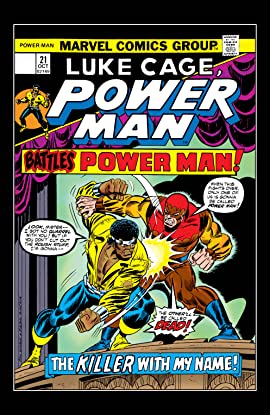 Power Man (1974-1978) #21