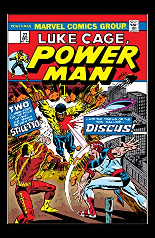 Power Man (1974-1978) #22