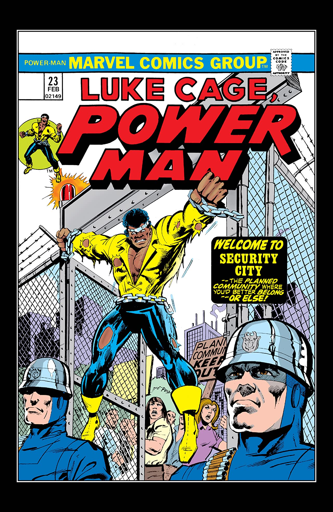 Power Man (1974-1978) #23