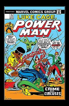 Power Man (1974-1978) #25