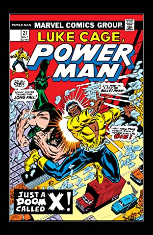 Power Man (1974-1978) #27