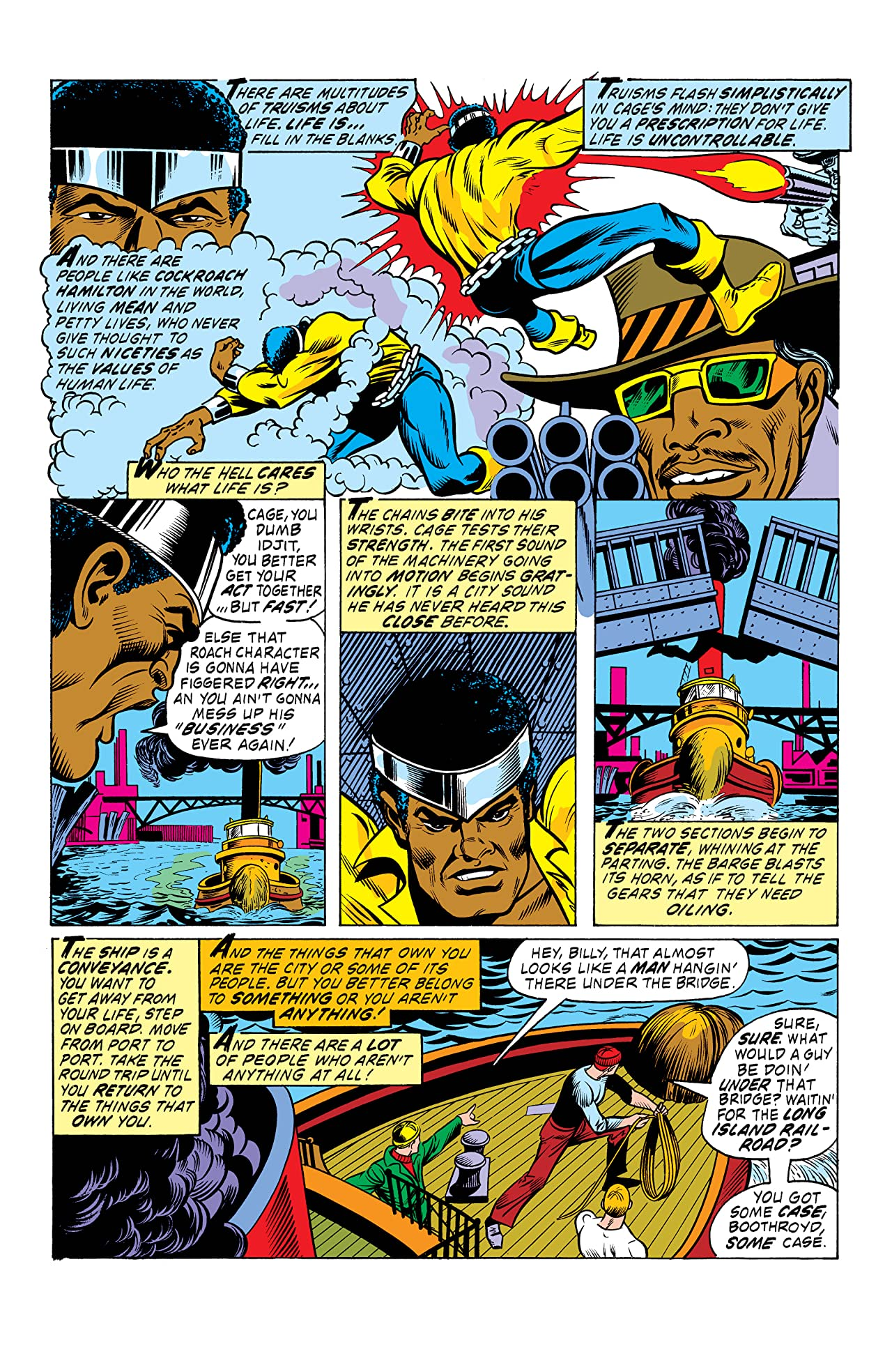 Power Man (1974-1978) #30