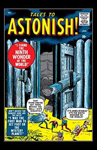 Tales to Astonish (1959-1968) #1