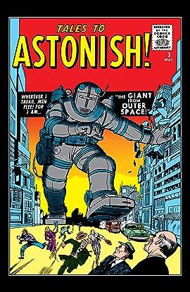 Tales to Astonish (1959-1968) #3