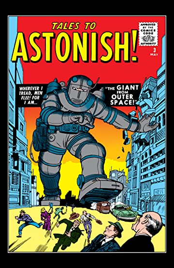 Tales to Astonish (1959-1968) #3